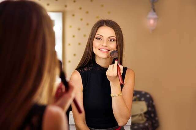 Beauty Makeover which says don't share makeup