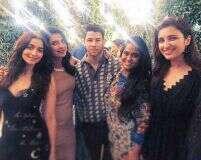 Bollywood celebs at Priyanka Chopra and Nick Jonas' engagement party