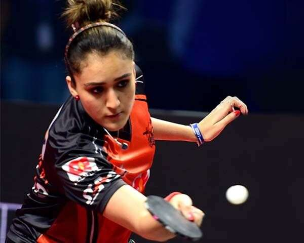 Manika Batra is India's TT contender at the 2018 Asian Games