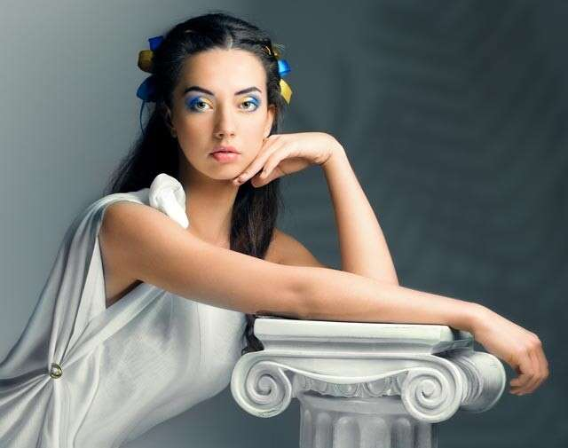 woman ancient beauty secrets