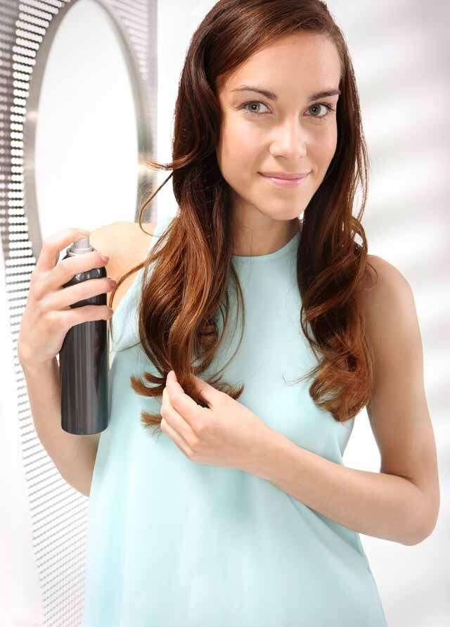 DIY Liquid Dry Shampoo