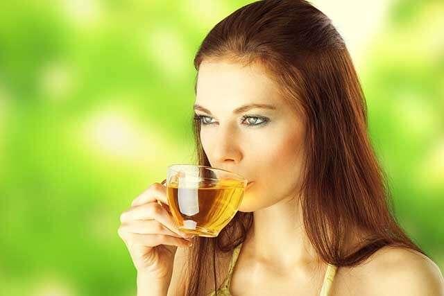 Benefits of Green Tea Regulates Blood Pressure