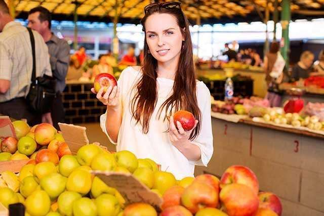 Benefit of Apple for the Skin