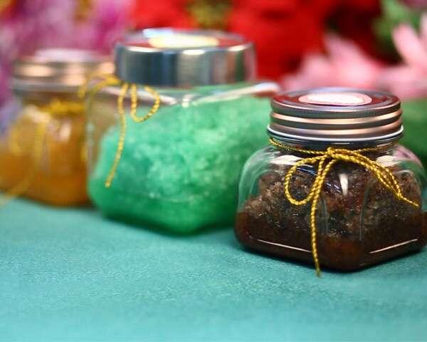 DIY gift guide: 3 homemade sugar scrubs