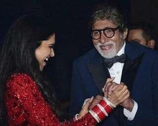 Inside pictures from Deepika-Ranveer's Mumbai reception