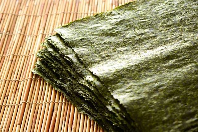 Foods rich in Vitamin B12 Nori