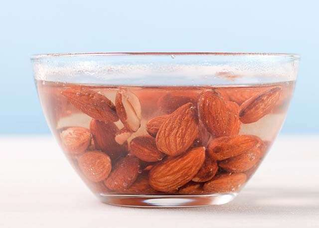 Hair Fall Reasons Eat Almonds for Hair Growth