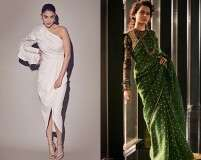 Best-dressed: Anushka Sharma and Kangana Ranaut