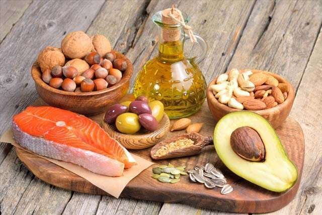 Include Unsaturated Fats Balanced Diet Chart