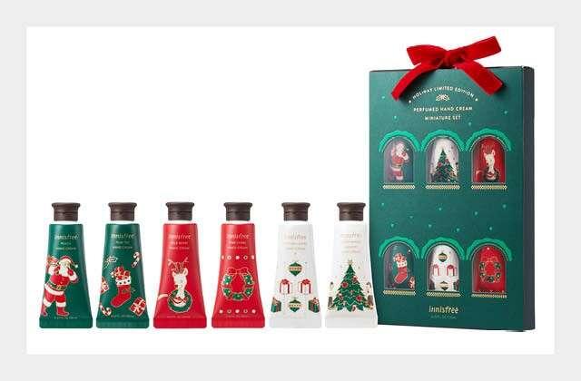 Innisfree Perfumed Hand Cream Set