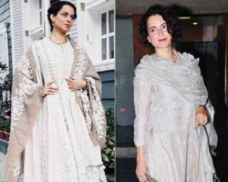 Kangana Ranaut is the queen of kurtas. Here's proof