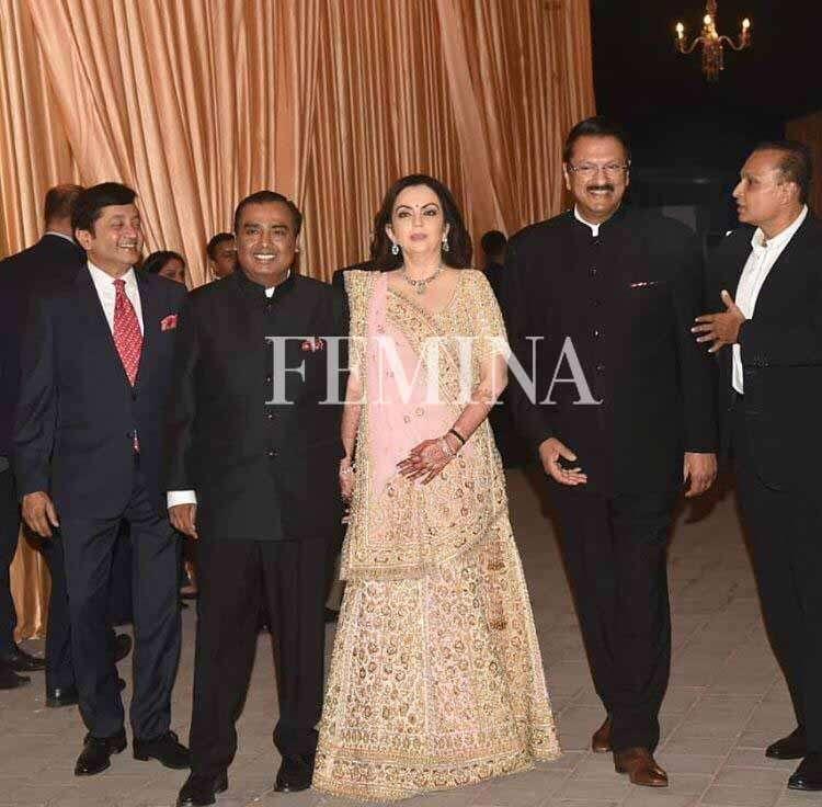 Isha Ambani After Wedding: Photos Of Isha Ambani And Anand Piramal's Wedding