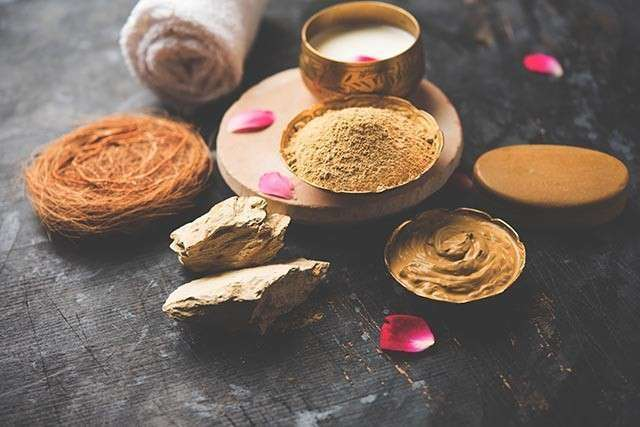 Multani Mitti Face Mask for Dry Skin
