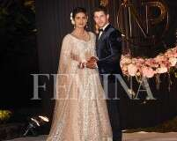 Photos from Priyanka Chopra and Nick Jonas' Delhi reception