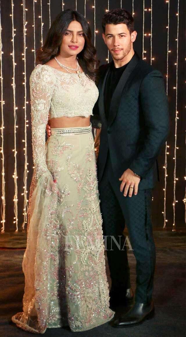 Nick and Priyanka Chopra Jonas