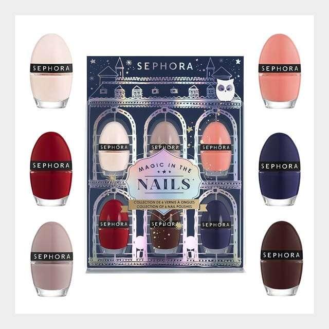 Sephora Magic in the nails ensemble set