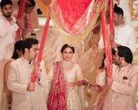 Fashion diary: Isha Ambani-Anand Piramal wedding