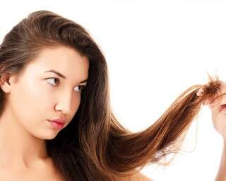 How can I get rid of split ends?
