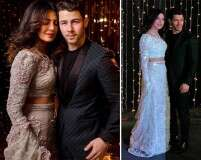 Stars wish Priyanka Chopra and Nick Jonas at their second Mumbai reception