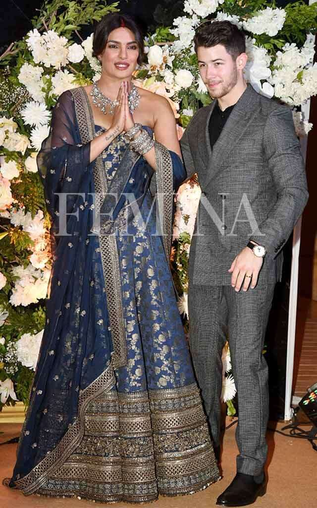 Nick and Priyanka Chopra Jonas