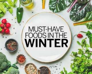 Must-have foods in the winter