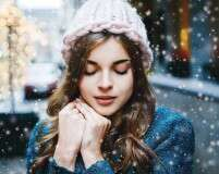 Tips for healthy skin and hair this winter