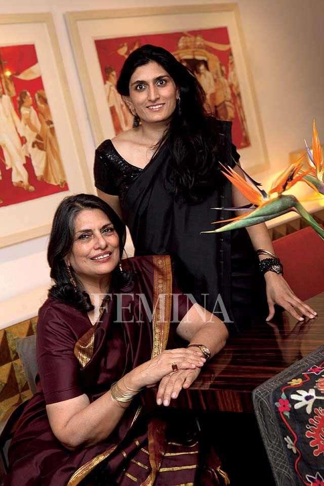 Sunita Kohli and Kohelika Kohli