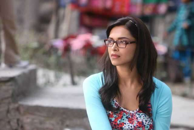 Deepika Padokone Hair Style