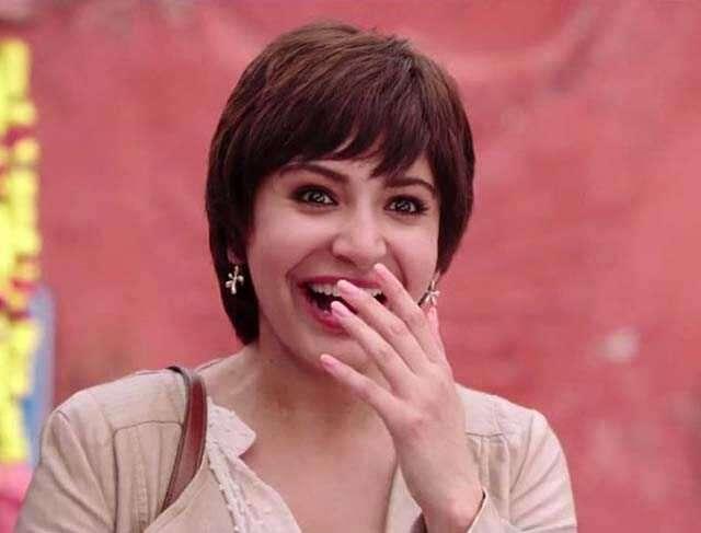 Anushka Sharma Hair Style