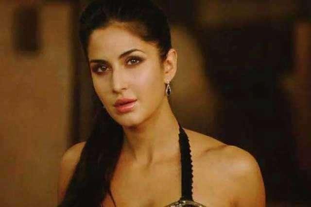Katrina Kaif Hair Style