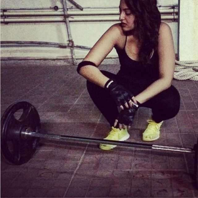 fitness goals Sonakshi Sinha