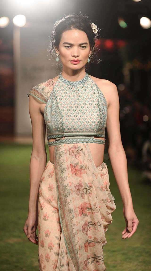 Anjali Lama broke taboos at LFW