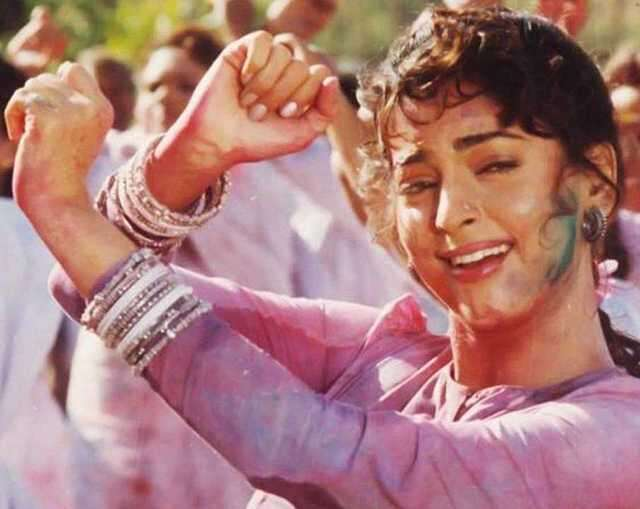 Bollywood Holi looks we love!