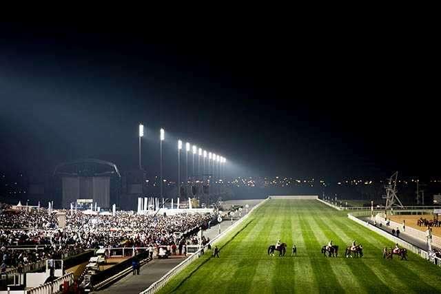 The Dubai World Cup Carnival