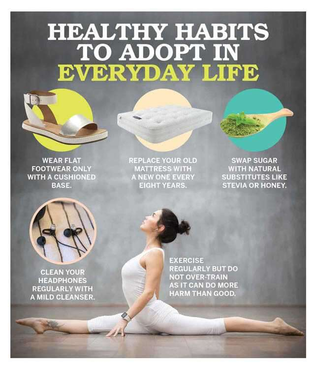 Healthy Habits to Adopt in Everyday Life