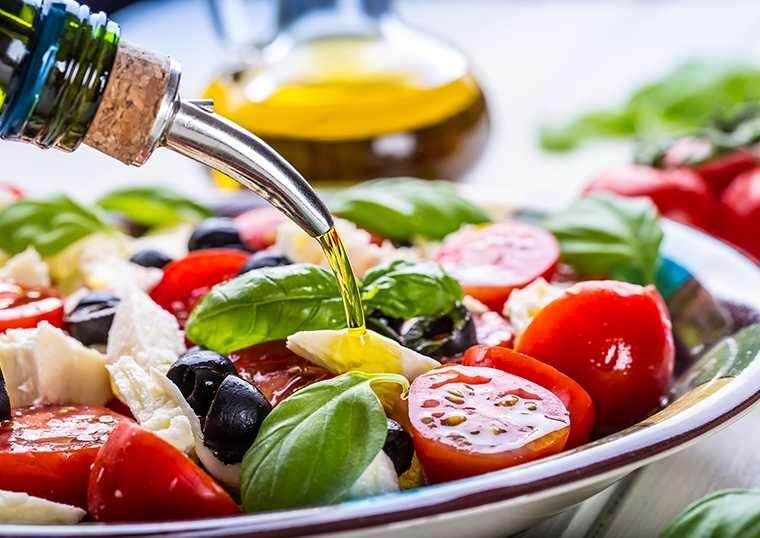 Mediterrenean Diet