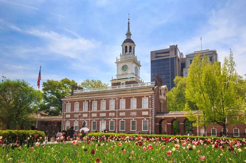 Philadelphia-the USA