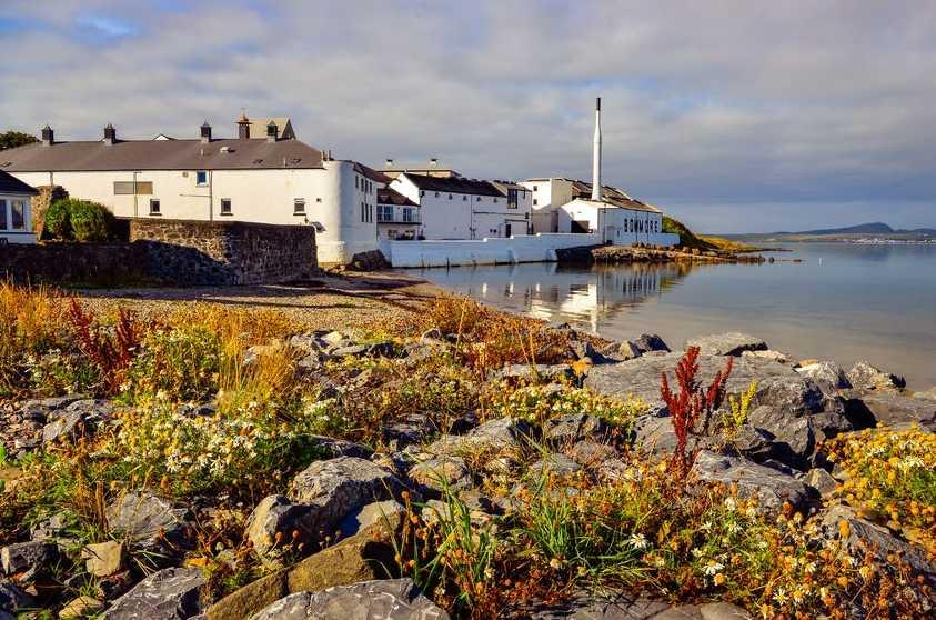 Scotland-distillery