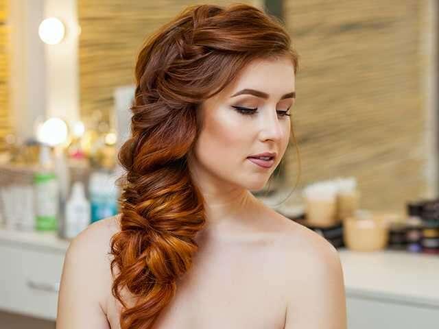 The mermaid braid