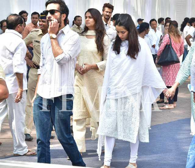 Siddhanth Kapoor and Shraddha Kapoor
