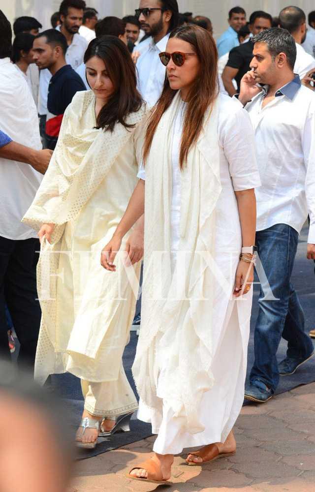 Soha Ali Khan and Neha Dhupia