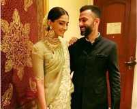 It's a May wedding for Sonam Kapoor and Anand Ahuja!