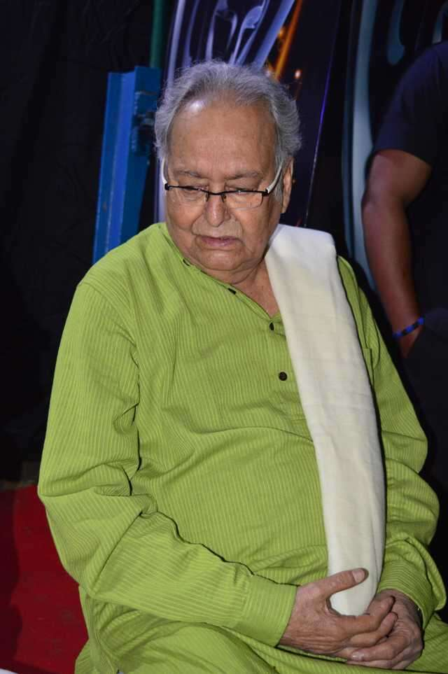 Saumitra Chatterjee