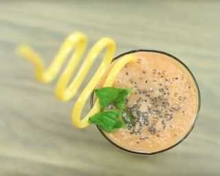 Recipe: skin glow smoothie