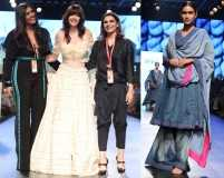 Highlights from Day 3 of Lakmé Fashion Week SR 2018
