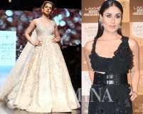 Celebs spotted at Lakme Fashion Week Day 5