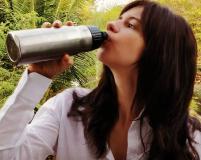 Say goodbye to plastic bottles, like Kalki Koechlin