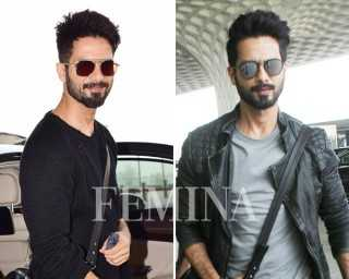 Shahid Kapoor is the king of cool