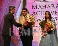 Chief Minister Devendra Fadnavis graces the Maharashtra Achievers Awards 2018