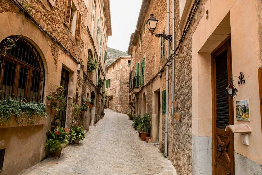Valldemossa-Spain